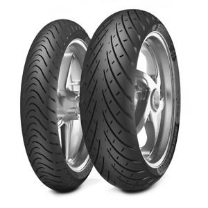 Metzeler Roadtec 01 Motorcycle Tyre Set Front 120/70ZR17 & Rear 180/55ZR17 NEW
