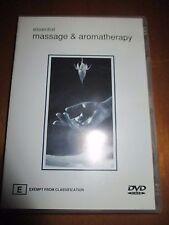 Essential Massage & Aromatherapy Region 4 (2 disc) DVD