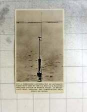 1956 Floating Automatic Radio Buoy Weather Station