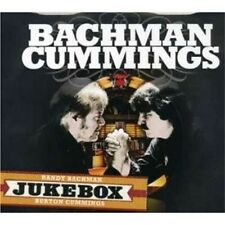 Bachman Cummings-Jukebox Deluxe ex b.t.o & Guess Who importazione CD + DVD