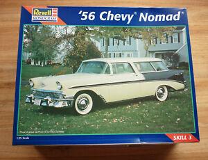 '56 Chevy Nomad, Revell-Monogram 1/25 Model Kit #85-2489