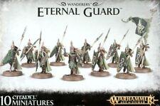 Wanderers Eternal Guard / Wildwood Rangers Games Workshop Wood Elves Warhammer
