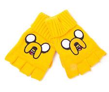 Adventure Time Handschuhe Jake Fingerless Gloves
