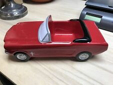 Teleflora 1965 Ford Mustang Convertible Car Vase Floral Flowers Fathers Day Bowl
