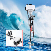 2.3HP 2Stroke Outboard Motor Heavyduty Fishing Boat Engine water cooling 52CC CE