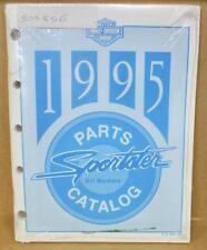 Harley Original Catalogue de Pièces Rechange Parties Sportster Tous les Modèles