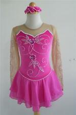 Kim Competition Ice Skating Dress Size 14