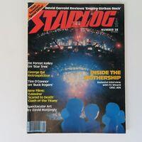 Starlog September 1980 #38 SciFi Magazine - Star Trek - Greg Jein - Galaxina