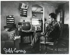 OFFICIAL WEBSITE Jeff Corey (1914-2002) In Cold Blood 8x10 AUTOGRAPHED