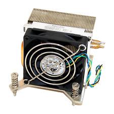 HP Compaq dc5100 dc7100 dc7600 SFF P4 HT CPU Heatsink / Fan P/N 381866-001 lot:F