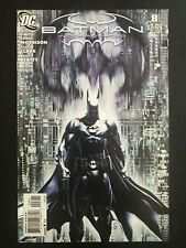 Batman Incorporated #8 Variant 2011 DC Retailer Incentive Comic Book