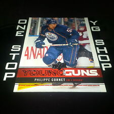 2012 13 UD YOUNG GUNS 223 PHILIPPE CORNET RC MINT/NRMNT +FREE COMBINED S&H