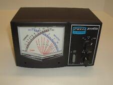 JETSTREAM JTWXVU 125-525MHz VHF UHF 2/20/200W CROSS NEEDLE SWR POWER WATT METER