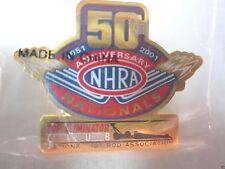 NHRA  50th Anniversary NATIONALS Top Eliminator Club Collectors Edition Pin