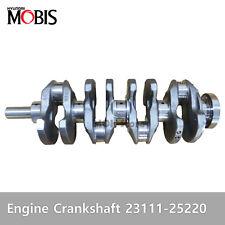 GENUINE OEM 23110-2F010 Engine Crankshaft Fits 06-14 Hyundai Kia G4KC G4JS