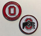 NEW NCAA Ohio State University Buckeye Golf Ball Marker