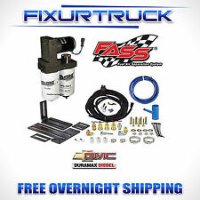 FASS Titanium Fuel Pump System Kit 150GPH 01-10 Chevy GMC Duramax 6.6 TC10150G