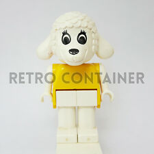 LEGO Minifigures - 1x fab7d - Lamb 4 - Fabuland Omino Minifig Set 3683 3636 3663