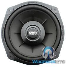 "SWS-8X EARTHQUAKE CAR AUDIO SHALLOW 8"" SUBWOOFER SUB SPEAKER 4 OHM SWS8X NEW"