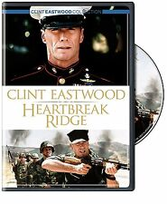 HEARTBREAK RIDGE Clint Eastwood DVD NEW