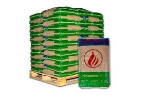 Holzpellets Sackware 67x15Kg-DINplus-A1-EU 1 Palette
