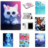 Pattern Protection Case 4 Apple iPad 10.9 Air 4 2020 + Pro 11 2020 Cover Holder