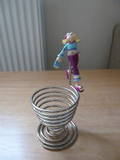 EGG CUP GISELA GRAHAM STYLE ?  WITH GIRL HANGING ON SIDE
