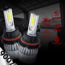 XENTEC LED HID Headlight Conversion kit 9007 HB5 6000K 1998-2001 Chevrolet Metro