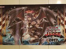 YU-GI-OH ~ Darklord Ixchel Judge Playmat ~ Official Konami Play Mat, Brand New