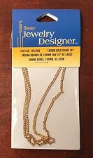 GOLD CHAIN - The PERFECT Chain for 1:9 Traditional Scale Arabian Model Tack!