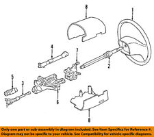 FORD OEM 08-14 E-350 Super Duty Steering Column-Lower Shaft 8C2Z3B676B