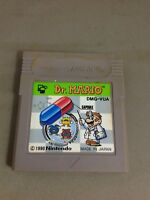 Dr. Mario Nintendo Game Boy Gameboy Japan