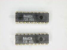 """BA682A  """"Original"""" ROHM  18P DIP IC  2  pcs"""