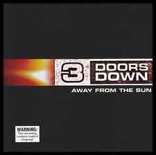 3 DOORS DOWN - AWAY FROM THE SUN CD ~ WHEN I'M GONE ++++ ( THREE ) *NEW*