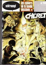 SCHTROUMPF les cahiers de la bd n°46 - Chéret