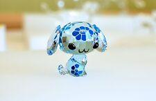 Swarovski Lovlots Chinese Zodiac Wan Wan the Dog Blue 5004520 Brand New In Box