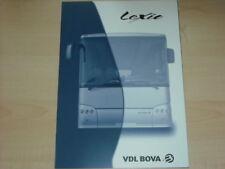 23290) VDL Bova Futura Bus Polen Prospekt 200?