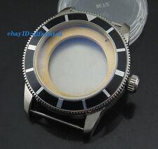 ETA 2836,DG2813/3804,Miyota 8205/8215 Movement Kit 46mm watch Steel Case P434