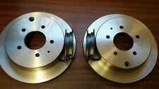 Mazda bongo 2.5tdi all models 1995-2003 rear brake pads and brake discs