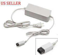 Ac Home Wall Adapter Charger Power Supply Cord For Wii Rvl-002 12V 3.7A