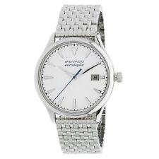 Movado 3650045 Women's Heritage White Quartz Watch