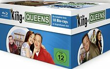 The King of Queens HD Superbox Komplette Serie - (Blu-ray) - NEU & OVP 18 Disks