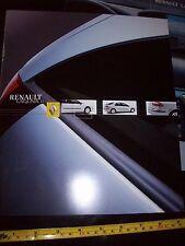 RENAULT Laguna 2000 French Car BROCHURE Prospekt Catalogue excellent condition