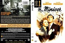Mrs. Miniver ~ New DVD ~ Greer Garson, Walter Pidgeon (1942)