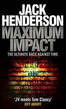 JACK HENDERSON____MAXIMUM IMPACT____BRAND NEW