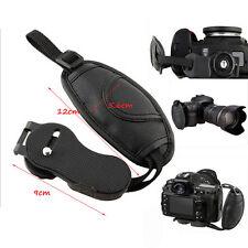 PU Black Wrist Strap Camera Hand Grip for Canon EOS Nikon Sony Olympus SLR DSLR