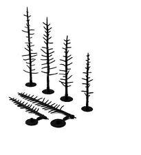Woodland Scenics TR1125 Nadelbäume, biegbar, 44 St. 10 - 15 cm