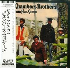 CHAMBERS BROTHERS-THE TIME HAS COME-JAPAN MINI LP CD BONUS TRACK C94