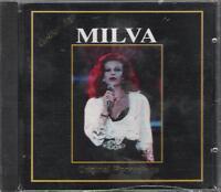 """MILVA - RARO CD FUORI CATALOGO CELOPHANATO 1993 """" GOLDEN AGE """""""