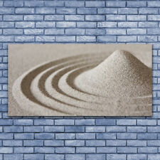 Leinwand-Bilder 100x50 Wandbild Canvas Kunstdruck Sand Seestern Flaschenbrief